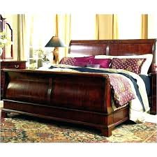 king size wooden sleigh bed – jugosjara.co
