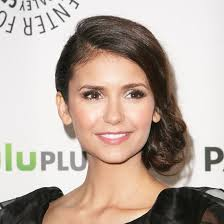take nina dobrev for instance who sported perfect for warmer weather makeup at a vire diaries