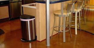 sublime concrete kitchen floor multi colored floors decorative mt poured cost kitche