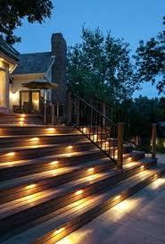outdoor deck lighting ideas. 27 attractive outdoor steps lighting designs deck ideas