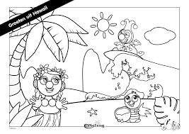 Kleurplaat Efteling Jokie Animaatjesnl