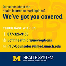 Let us help you find the right health insurance coverage that fits you. Insurance Plans Michigan Medicine