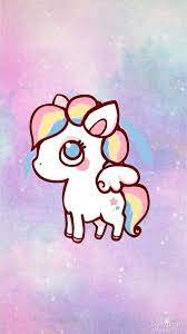 Chibi Unicorn Wallpapers on WallpaperDog