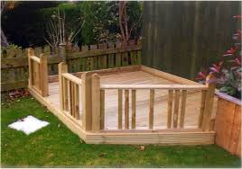 Small Picture All Seasons Decking and Fencing Quality garden work in the
