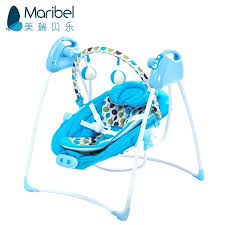 Baby Swing Bouncers Mental Baby Rocking Chair Infant Bouncers Baby ...