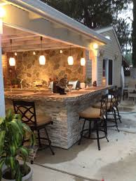 stone patio bar. Outdoor Stone Bar Designs Photo - 7 Patio R