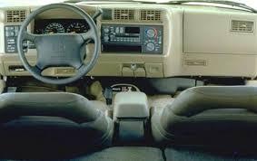 1996 Chevrolet Blazer - Information and photos - ZombieDrive