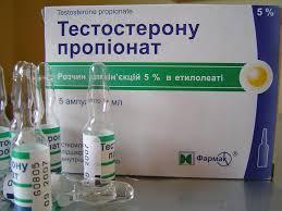 testosterone propionate dht