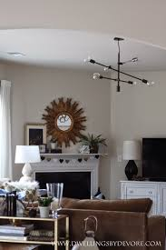 this mobile pendant from west elm ended up being the perfect fit and itus on