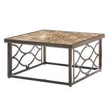 home decorators collection richmond hill heather slate 38 in square outdoor coffee table