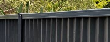 fence. Cost Of Colorbond Fencing Fence