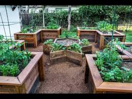 Small Picture Vegetable garden design ideas backyard YouTube