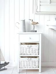 white wooden bathroom furniture. Wooden Bathroom Storage Box White With Lid Gloss  Furniture Drawer Unit Wood Freestanding