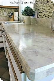 gallery painting look like stone luxury corian countertops home improvement loans chase adorable appearance faux granite paint