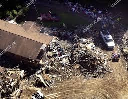 Debris surrounds destroyed house Peeks Creek community Editorial Stock  Photo - Stock Image   Shutterstock