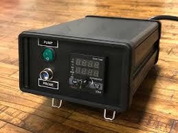 tabletop brewing controller w step mashing pump control 120v