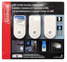 Sunbeam Night Light Power Failure Details About Sunbeam Led Power Failure Night Light Pack Of 3
