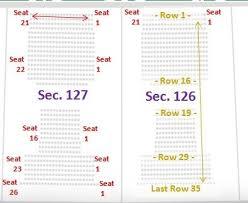 Baltimore Ravens Seating Chart Seat Views Tickpick
