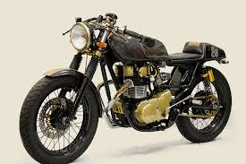 yamaha xs650 café racer by chappell