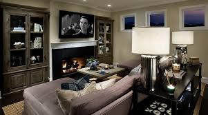 vallone design elegant office. Basement TV Room Vallone Design Elegant Office N