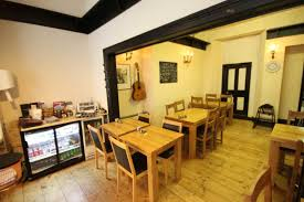 High Quality The Café Business Is Currently Trading Generating Very Good Income. The One  Bedroom Apartment Is Currently Vacant But Could Generate Additional Income.