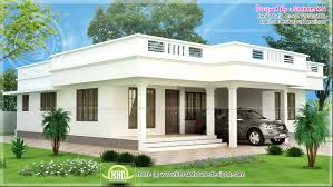 Kerala Style Single Floor House Plan Momchuri