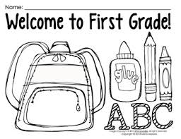 Coloring Pages For Back To School By Maria Gavin