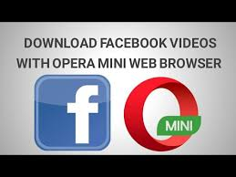 Opera mini is a fast android web browser that saves your time and data. How To Download Facebook Videos With Opera Mini Youtube