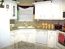 ... Astounding Kitchen Decoration Ideas Using Corner Kitchen Sinks :  Stunning Kitchen Decoration Design Using White Ceramic ...