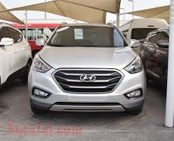 Trim levels include gls, se and limited, all of which are available with. Hyundai Tucson 2015 Silver 65 000 Km Korean Specs