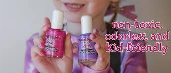 water based nail polish for kids