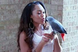 Monique Samuels Talks Pet Bird T'Challa: RHOP Recap | The Daily Dish