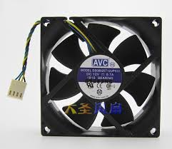 compare prices on cpu fan 4 wire online shopping buy low price Cooler Master Cpu Fan 4 Wire Wiring original avc ds08025t12up057 12v 0 7a 4 wires pwm computer cpu cooling fan(china ( CPU Fan Heatsink with Clips