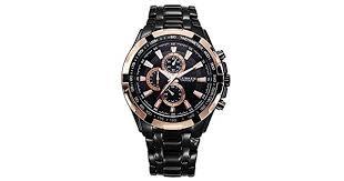 <b>Curren Men's Watch</b>: <b>Buy</b> Online at <b>Best</b> Price in UAE - Amazon.ae