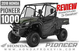 2018 honda pioneer. beautiful 2018 2018 honda pioneer 1000 review  specs price changes colors release date for honda pioneer