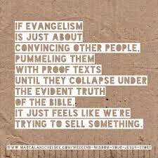 Christian Quotes On Evangelism Best of Quotes About Selling In The Church 24 Quotes