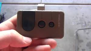 garage door opener remotesHow to Program a Craftsman Garage Door Opener Remote  YouTube