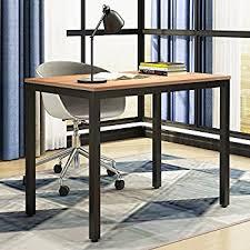 kansas oak hidden home office. Need Computer Desk- 39.37\u0027\u0027 Length Table Study Writing Desk Gaming Home Office Desk, Teak Color Desktop+ Black Frame AC3BB-100-60 Kansas Oak Hidden