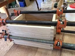 Dmc Thread Cabinet Building Fender Champ Type Amp Luthier Talk