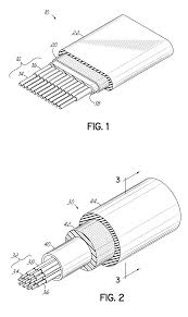 The Light Connection Oriskany Brevet Us20120099825 Fiber Optic Cable And Method Of