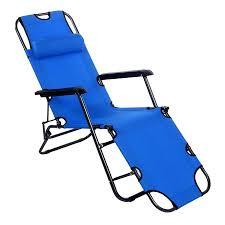 Folding patio chairs Blue Ktaxon Outdoor Folding Lounge Chaise Portable Beach Recliner Patio Chair Garden Camping Pool Yard Lawn Walmart Ktaxon Outdoor Folding Lounge Chaise Portable Beach Recliner Patio