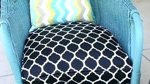 patio cushion covers wicker chair innovative outdoor cushions how to sew a half round contemporary replacement