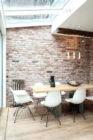 Old Brick Dining Room Sets Interesting Decorating