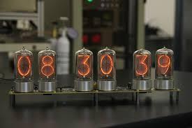... Zen Nixie Clock Amazing Nixie Clock Nice: Good Nixie Clock Ideas ...