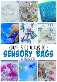 sensory bags