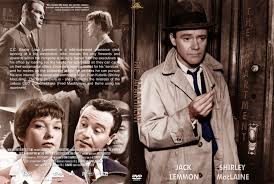 Coversboxsk The Apartment 1960 High Quality Dvd Blueray
