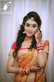 south indian bridal makeup for reception southindian bridalmakeup