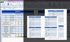 8 ausdrucken kniffel block formacion rpd. Kniffel Vorlage Excel Pdf