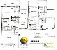 beautiful image two story house plans 4 bedroom
