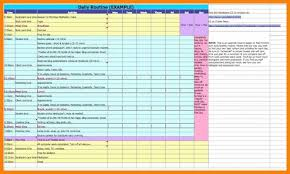 Sample Daily Agenda. Compass Wire-Bound Two-Page-Per-Day Flex-Dated ...